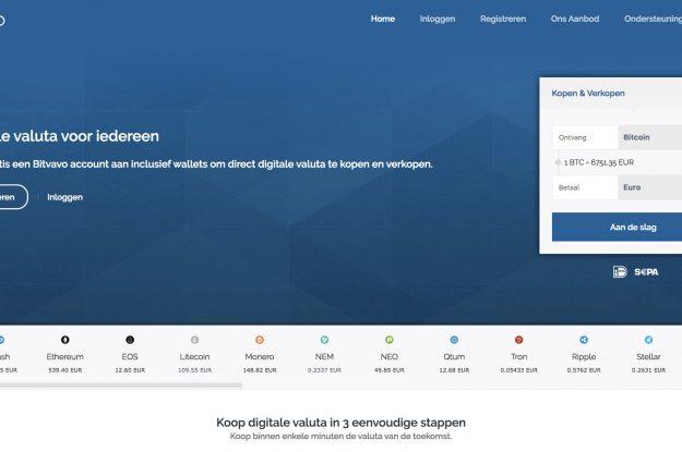 Bitvavo breidt aanbod cryptocurrencies fors uit, met onder meer VeChain en ICON