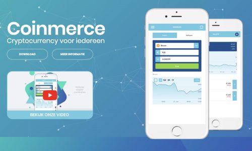 Krijg 10 euro aan Bitcoin als je een account opent bij Coinmerce