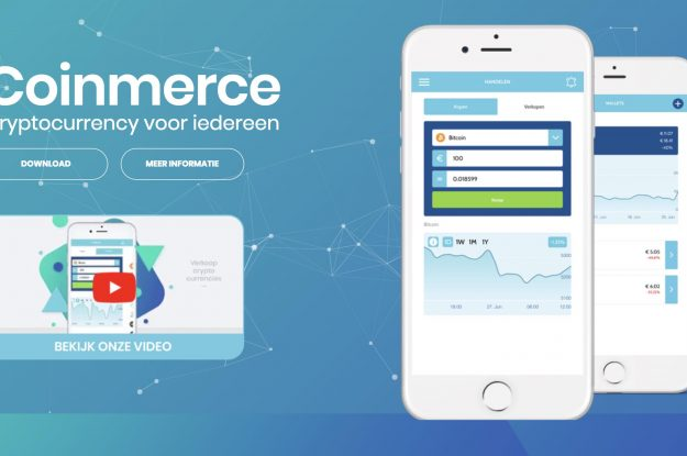 Coinmerce account aanmaken en cryptocurrency kopen